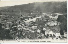 CPA 58 - CLAMECY - El Envío saint-Roch y Montañas de Sembert