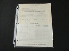 1974 Boy Scout Youth and Adult Transfer Application     eb10