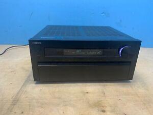 Onkyo TX NR809 7.2 Channel 180 Watt Receiver