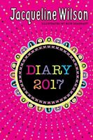 Wilson, Jacqueline, The Jacqueline Wilson Diary 2017 (Diaries 2017), Like New, H