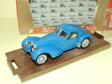 BUGATTI 57 S COUPE 1934-1936 Bleu BRUMM R87