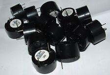 100 x ECHO b9s3240p 24V 8ma électromagnétique buzzer 3.4 khz 8-28v DC sondeur