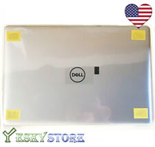 New Dell  Inspiron 15 5000 5570 LCD Rear Top Lid Silver Back Cover 0X4FTD X4FTD