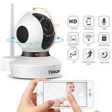 C7823WIP Pan Tilt Network Security Camera Wireless Night Vision 720P WiFi Webcam