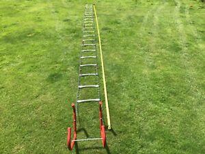 25ft Fire Escape Ladder emergency.