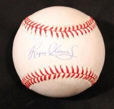 Roger Clemens Hand Signed Autograph Major League Baseball