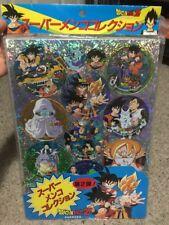 New VINTAGE! JAPAN ANIME TV CARTOON DRAGONBALL Z 1990s Discs Or Coins  RARE