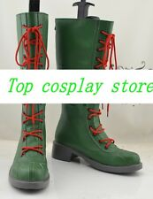 Batman Damian Wayne Cosplay Shoes boots shoe boot new version #Jz53 Custom made