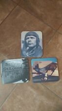mousepads-  lindbergh set of 3