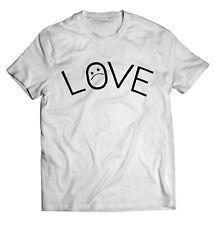 Lil Peep-Love homenaje-rap/hip hop Crybaby Hellboy-camiseta (S-5XL)