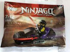Lego 30531 Ninjago Polybag Sons of Garmadon Motorbike Motorrad - NEU / NEW