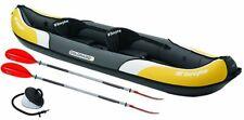 Sevylor Colorado Kit Inflatable Kayak Paddle Pump 1 2 Person Tandem Canoe PVC