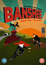 Banshee - HBO Season 1 [DVD] [2013][Region 2]