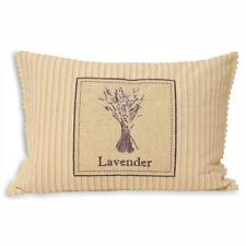 Paoletti Secret Lavender Boudoir Cushion Cover Lilac 35 X 50 Cm