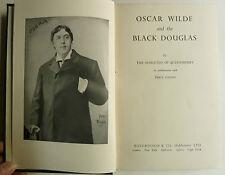 Oscar Wilde Black Douglas, Oscar Wilde, Oscar Wilde Biografie, Literatur,