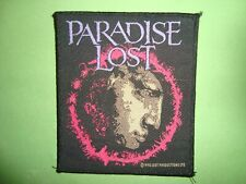 Paradise lost  1994 vintage patch   Icon