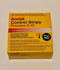 New listing Kodak Control Strips Process C-41 35 mm x 100 ft Cat 180 3709