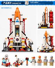 GUDI City Spaceport Space Shuttle Building Blocks 679ps Bricks Sets Classic Toys