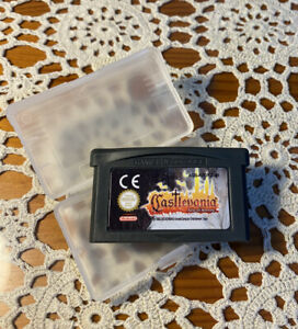 Castlevania Aria Of Sorrow Game Boy Advance, ENG, FRA, GER