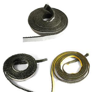 Ofen Dichtschnur Flach 8-30mm selbstklebend Dichtband Ofendichtung Kamindichtung