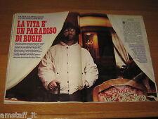 TV SORRISI E CANZONI=1986/8= LUCIO DALLA = ARTICOLO + FOTO