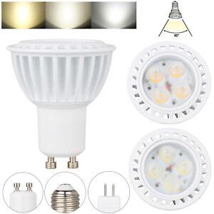 E26/E27/GU10/MR16 Dimmable LED SpotLight Bulb 8W 3030 SMD Lamp 110V 220V 12V RK