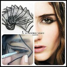 Stencils Perfect Cat Eye Template Eyeliner Smokey Eyeshadow 7 Styles Makeup Tool