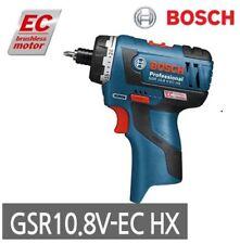 Bosch Professional GSR10.8V-EC HX 10.8V Cordless Driver Drill BareTool_VHJA V