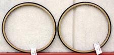 "Two (2) Pack Kenda K35 Gumwall 27 x 1-1/4"" Road Bicycle Tires Wire Bead (1-Pair)"