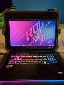 "ASUS ROG Strix G17 17.3"" (512GB, Intel Core i7-10750H, RTX 2070 Super, 16gb RAM)"