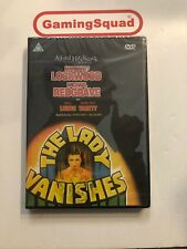 The Lady Vanishes NEW DVD, Supplied by Gaming Squad