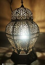 Moroccan Table Lampshade Floor Lamp Home Lantern Spetacular Play Of Light Lamp