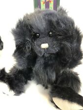 Teddy Charlie Bears � 11 inch fully jointed navy plush. So cute! magnetic paws.