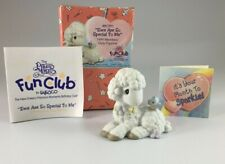 Precious Moments 1999 Ewe Are So Special To Me Figurine Bc991 Butterfly New