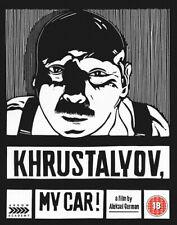 Khrustalyov, My Car! Blu-ray (2019) Yuriy Tsurilo, German (DIR) cert 18