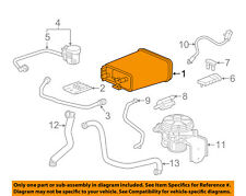 GM OEM-Vapor Canister Fuel Gas Emission 19209329