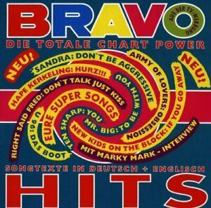 Bravo Hits 1 limitierte Auflage 1998 Sandra erstes Lied
