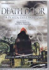 DVD NEW - DEATH DOOR LA PORTA DELL'INFERNO