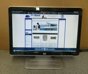 "HP Pavilion W1907V 435820-020 19"" LCD TFT Widescreen Flat Screen Monitor VGA"