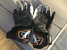 Furygan Fit-R motorcycle gloves.