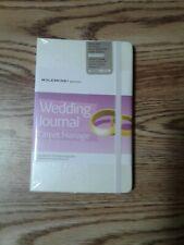 "Moleskine Passions Wedding Journal Hardcover 5"" x 8.25"""