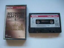 Beethoven - HAITINK  No. 6 Rare Philips 1988 Dutch Cassette Tape. Excellent Plus