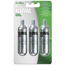 Fluval Mini Pressurized Disposable Cartridges Co2 20g X 3