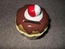 BNWOT cupcake moneybox (Unwanted gift)