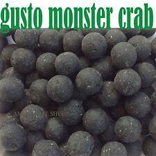 boiles boile carpfishing diam 14  esca pastura pesca carpa aroma monster crab