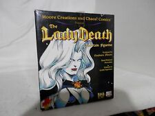 Lady Death Clayburn Moore Chaos Comics Porcelain Mini Statue 1994  5353/10000