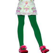 Collants Verts Enfants Taille Petite 4-6 ans Peter Pan Halloween Déguisements