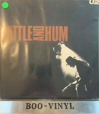 U2 - RATTLE AND HUM LP VINYL UK 1988 Original Double Album Gatefold + Inners Ex