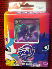 My Little Pony Collectible Card Game Canterlot Nights Princess Luna Theme Deck!