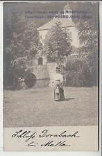 Kleinformat Ansichtskarten vor 1914 aus Österreich mit dem Thema Burg & Schloss